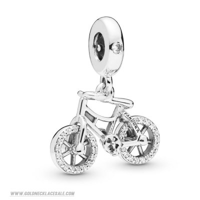 Jewelry Promo Brilliant Bicycle Hanging Charm