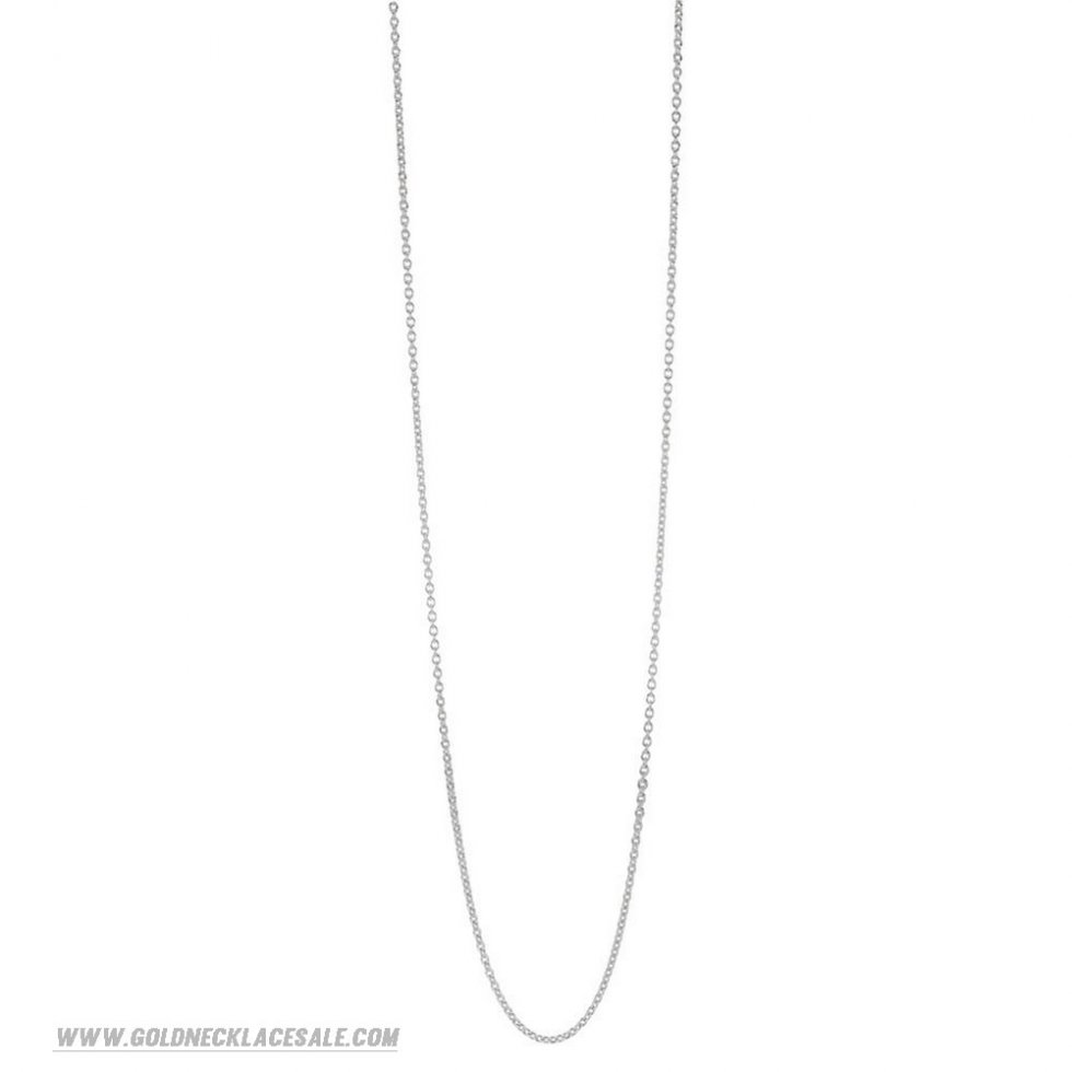 Jewelry Promo Pandora Chains Sterling Silver Chain Necklace