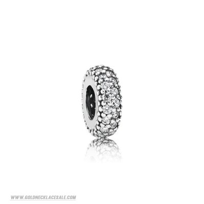 Jewelry Promo Pandora Spacers Charms Inspiration Within Spacer Clear Cz