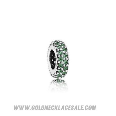 Jewelry Promo Pandora Spacers Charms Inspiration Within Spacer Green Cz