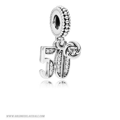 Jewelry Promo 50 Years Of Love Hanging Charm