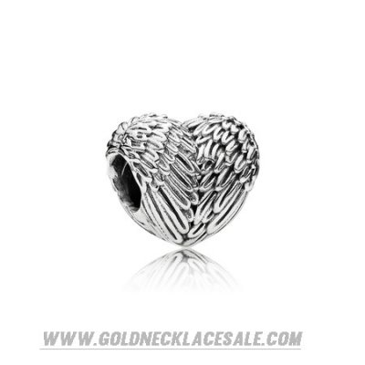 Jewelry Promo Pandora Inspirational Charms Angelic Feathers Charm