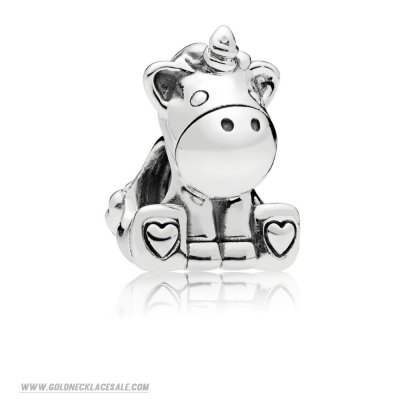 Jewelry Promo Bruno The Unicorn Charm