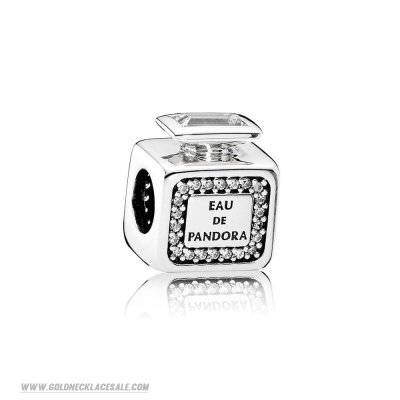 Jewelry Promo Pandora Passions Charms Chic Glamour Signature Scent Clear Cz