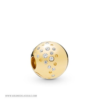 Jewelry Promo Pandora Shine Scattered Sparkle Clip