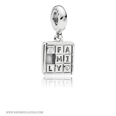 Jewelry Promo Family Game Hanging Charm