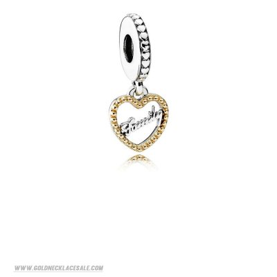 Jewelry Promo Pandora Family Charms Family Script Pendant Charm