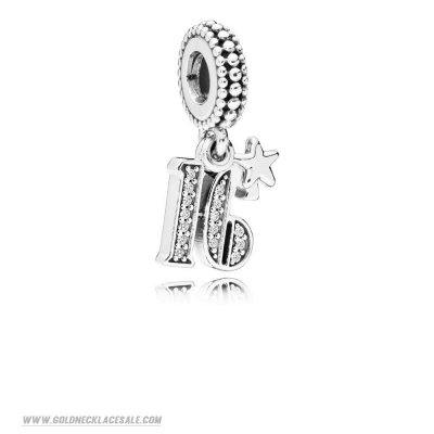 Jewelry Promo 16 Years Of Love Hanging Charm