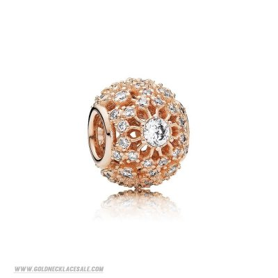 Jewelry Promo Pandora Inspirational Charms Inner Radiance Charm Pandora Rose Clear Cz