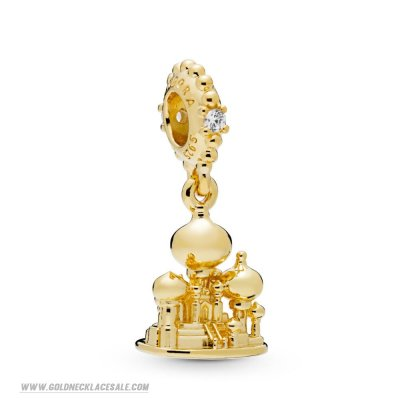 Jewelry Promo Disney, Agrabah Castle Dangle Charm