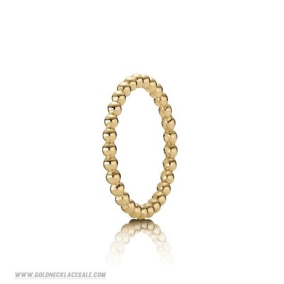 Jewelry Promo Pandora Rings Eternal Cloud Ring 14K Gold