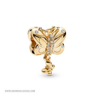 Jewelry Promo Pandora Shine Decorative Butterfly Charm
