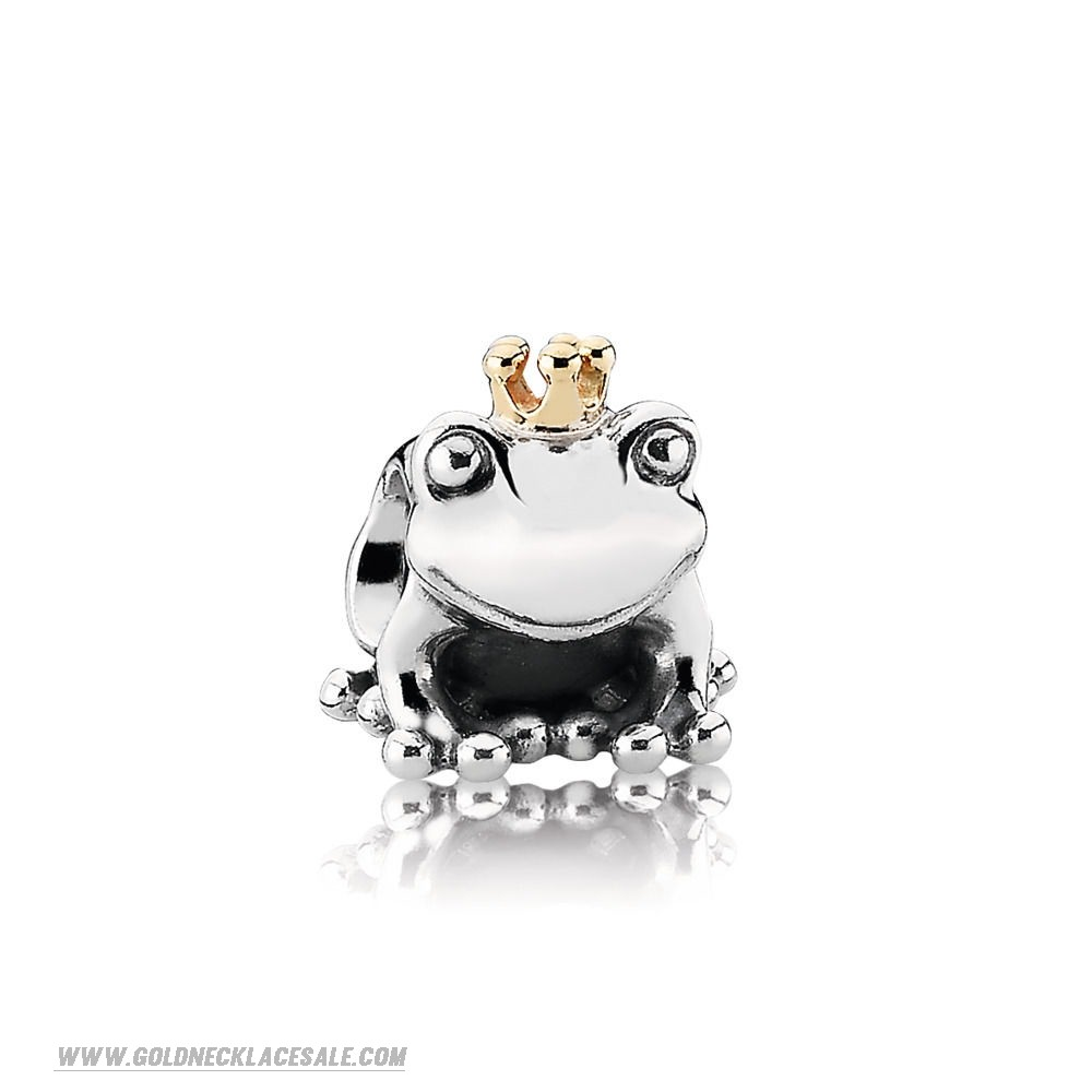 Jewelry Promo Charm Prince Grenouille