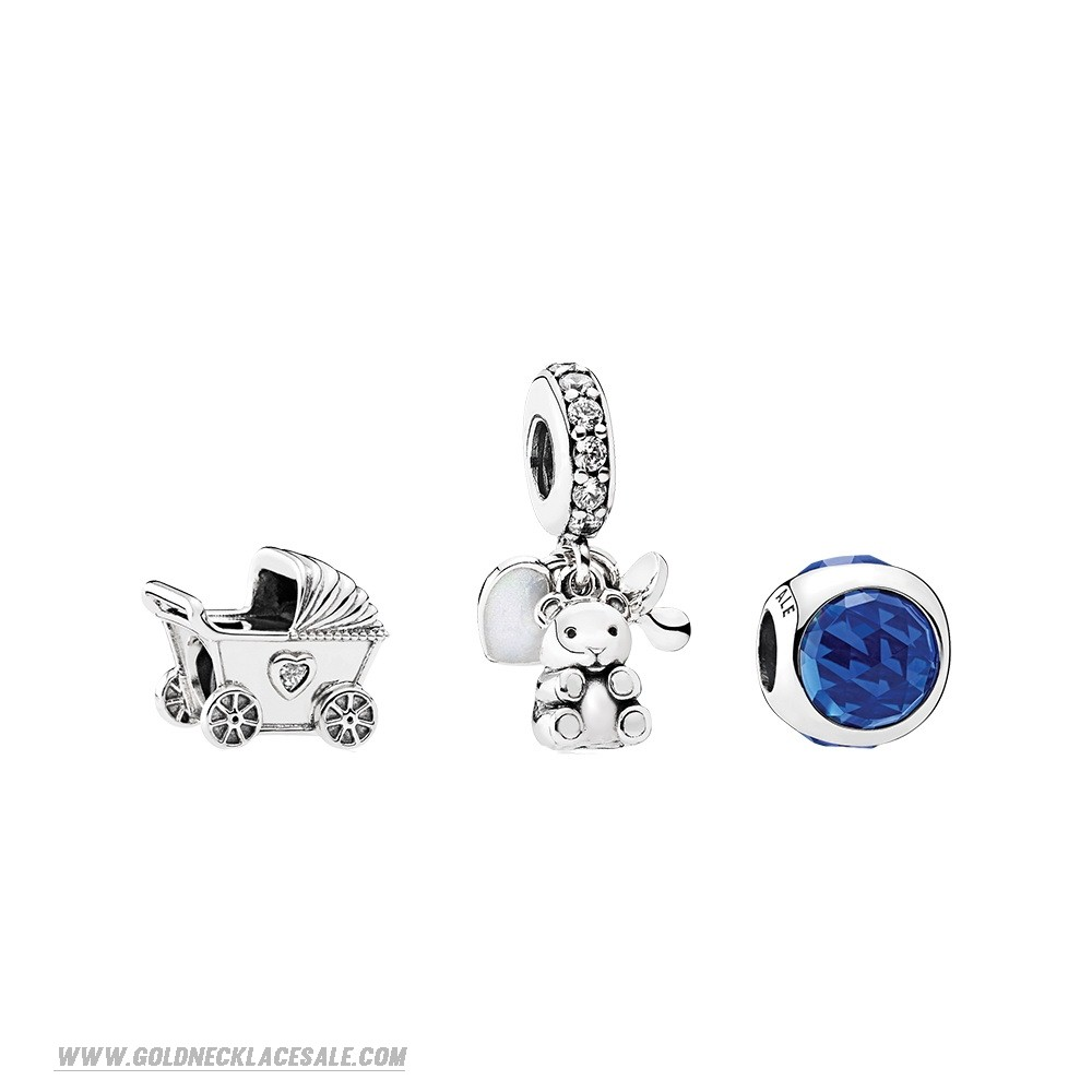 Jewelry Promo Baby Boy Charm Pack