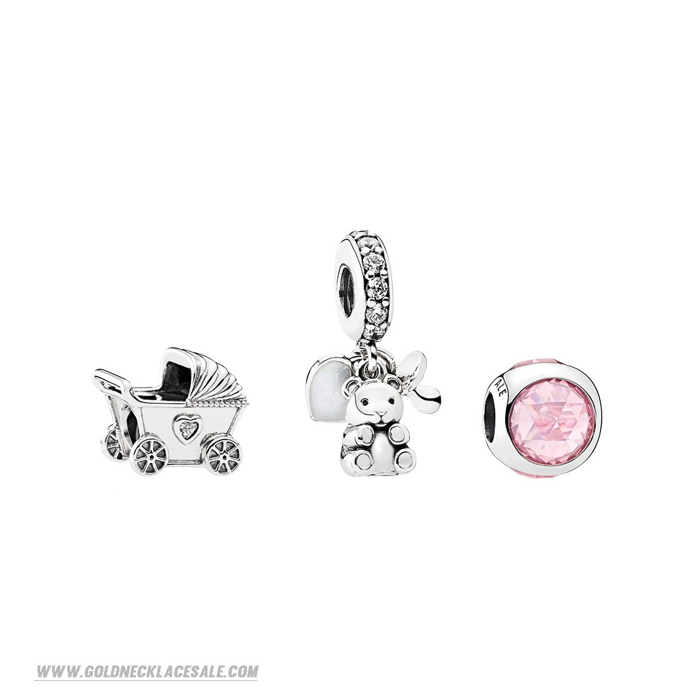 Jewelry Promo Baby Girl Charm Pack
