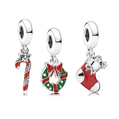 Jewelry Promo Christmas Spirit Charm Pack