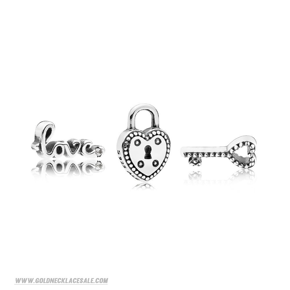 Jewelry Promo Key To My Heart Petite Charm Pack