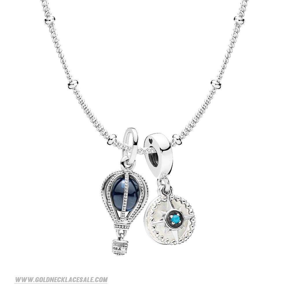 Jewelry Promo Adventure Guide Necklace Set