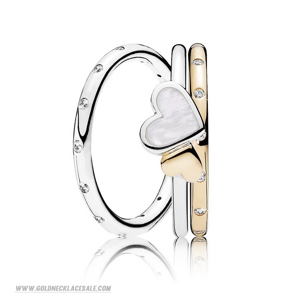 Jewelry Promo Love Drops Ring Stack